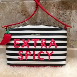 Kate Spade Extra Spicy 🌶 Crossbody